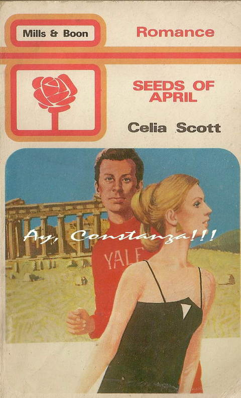 Seeds of April by Celia Scott