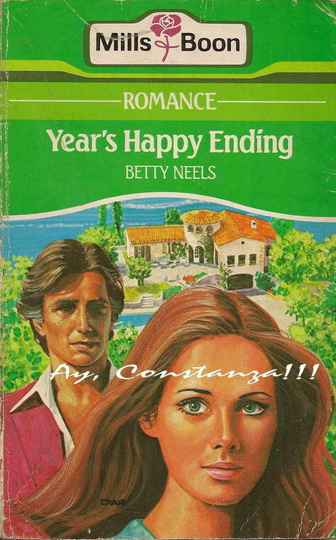 Year's Happy Ending by Betty Neels