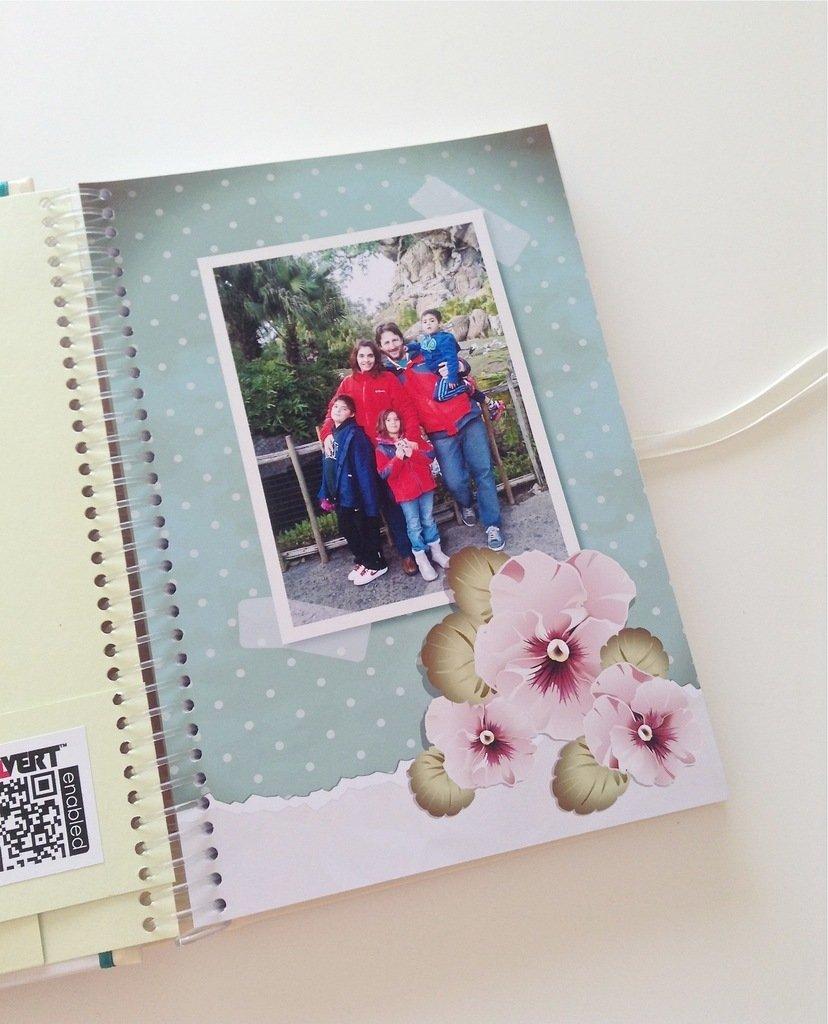 Cuaderno Personalizado FULL, con 3D
