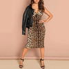 Vestido Animal Print Leopardo - RVES228
