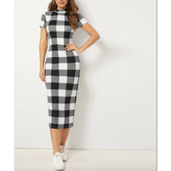 Vestido Chess Dress - RVES346