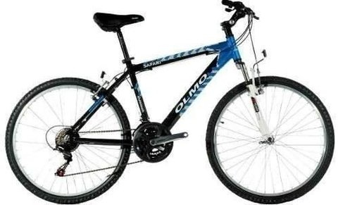 OLMO SAFARI 260 MOUNTAIN BIKE 18Velocidades  RODADO 26 2017 en internet