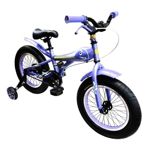 Bicicleta Infantil Sbk Hunter Fat Bike 16