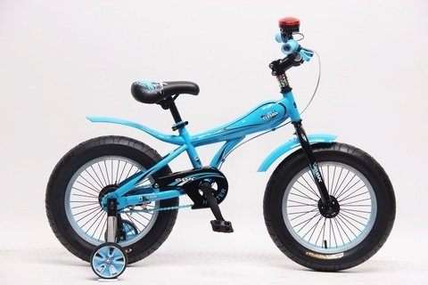Bicicleta Infantil Sbk Hunter Fat Bike 16 en internet