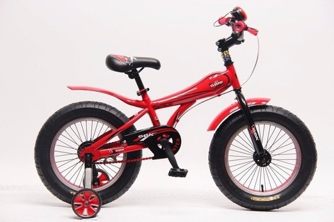 Bicicleta Infantil Sbk Hunter Fat Bike 16 - Venton
