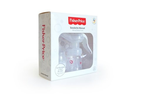 Sacaleche Manual Con Mamadera De 120ml Fisher Price en internet