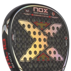 Paleta Padel Nox Ml10 Shotgun Miguel Lamperti Paddle