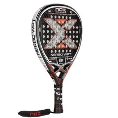 Paleta Padel NOX Nerbo WPT WORLD PADEL TOUR OFICIAL Paddle en internet