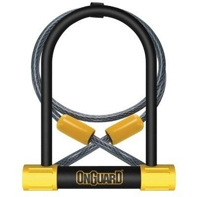 Traba U Candado On Guard Bulldog 8012 115 X 230 Mm - comprar online