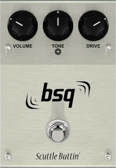 Pedal De Guitarra Bsq Effects Scuttle Buttin Overdrive