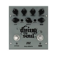 Pedal Distorsión Doble Bsq Effects Dying Soul Ds3 Guitarra - comprar online