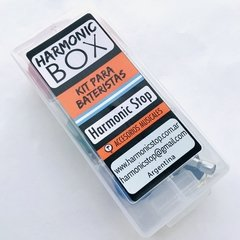 Kit Bateria Pocket Box - Harmonic Stop en internet