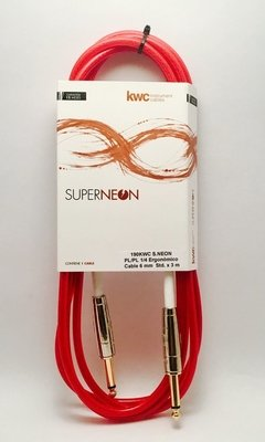 Cable Kwc Superneon 190 Plug - Plug 3 Metros