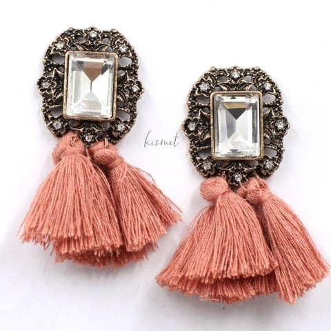 Imagen de POMPOM COLORFUL EARRINGS