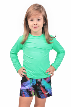 ML LISA INFANTIL UNISSEX 15101 VERDE LIMONADA