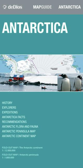 Antarctica Map Guide