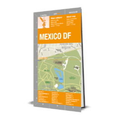 City Map México D.F.