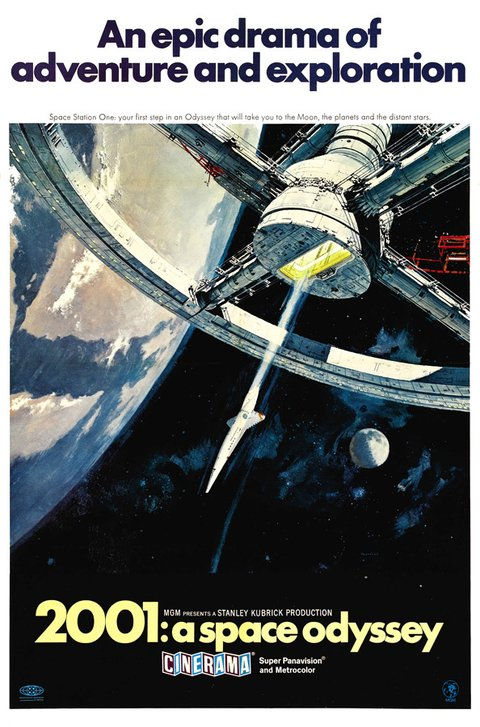 2001 A Space Odissey [1968]