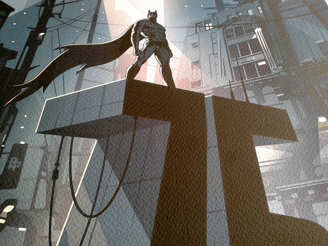 Batman 75th Anniversary - KinoGallery