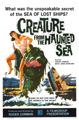 Creature from Haunted Sea [1961]