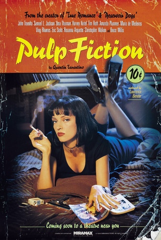Pulp Fiction [1994]