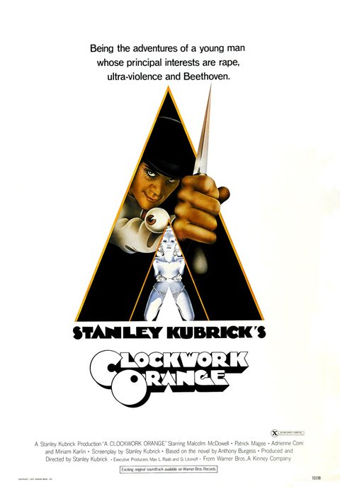 A Clockwork Orange [1971] - comprar online
