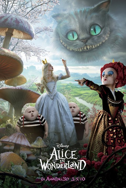 Alice in Wonderland [2010]