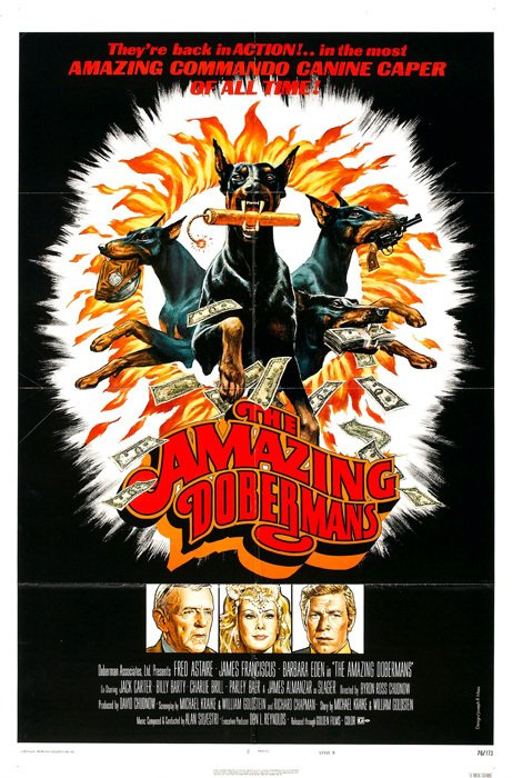 Amazing Dobermans [1976] en internet