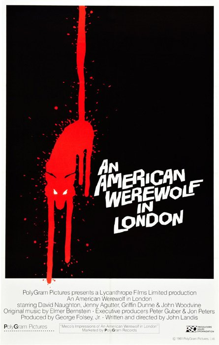 An American Werewolf in London [1981] en internet