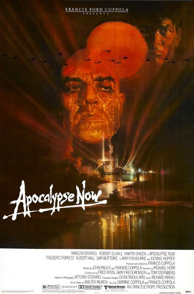 Poster Apocalypse Now [1979] en internet