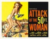 Attack of the 50ft Woman [1958] - comprar online