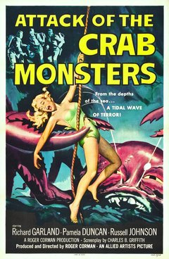 Attack of the Crab Monsters [1957]