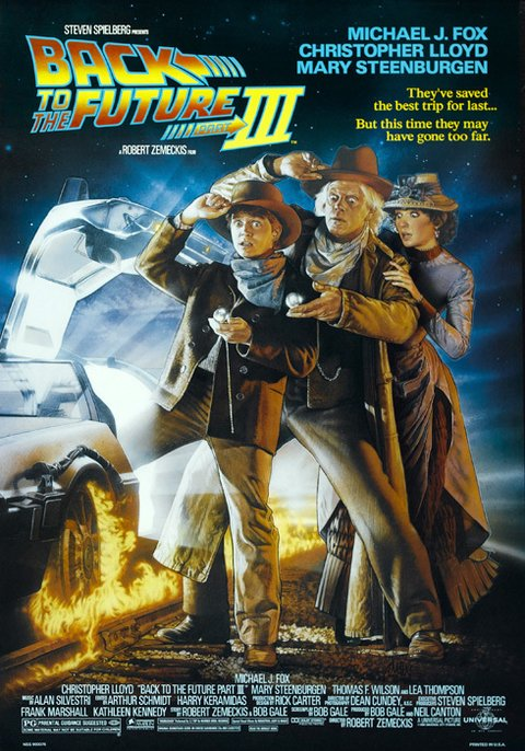 Back to the Future 3 [1990] - comprar online
