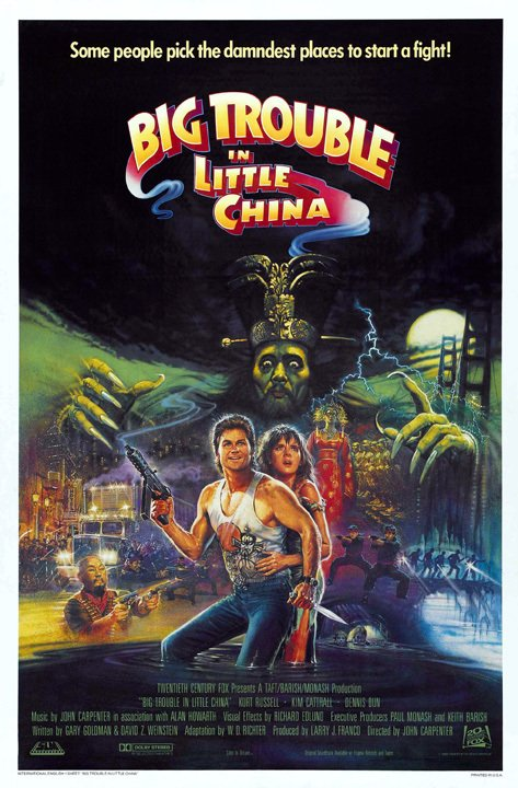 Big Trouble in Little China [1986]