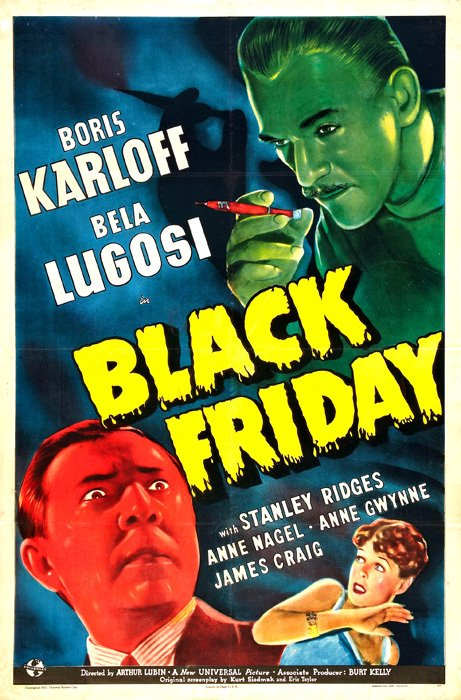 Black Friday [1940]