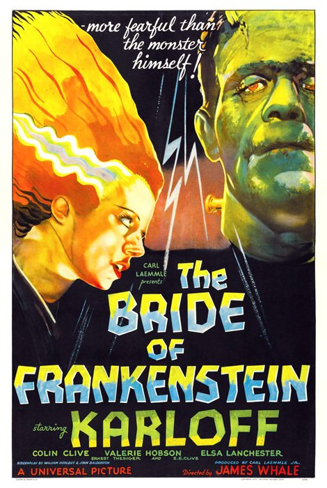 Bride of Frankenstein [1935] en internet