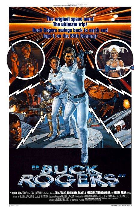 Buck Rogers in the 25th Century [1979] en internet