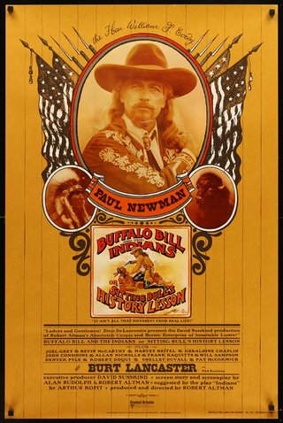 Poster Buffalo Bill and the Indians [1976]