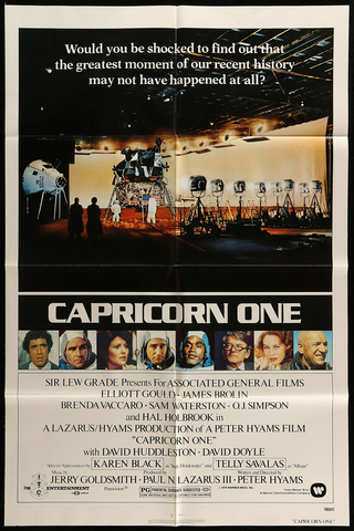 Poster Capricorn One [1979]