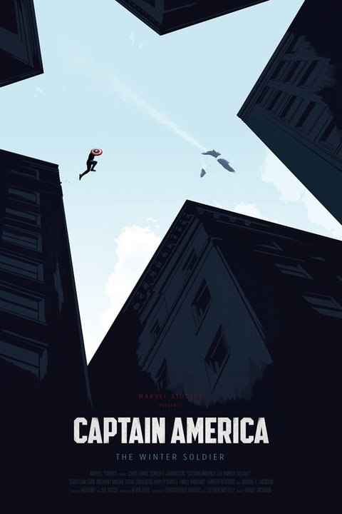 Captain America : The Winter Soldier [2014] en internet