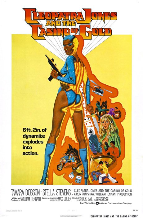 Cleopatra Jones and the Casino of Gold [1975] en internet