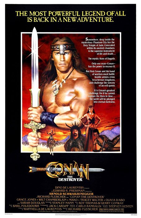 Conan the Destroyer [1984]