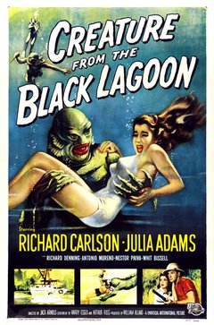 Creature from the Black Lagoon [1954] en internet