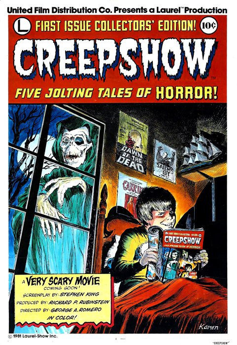 Creepshow [1982] en internet