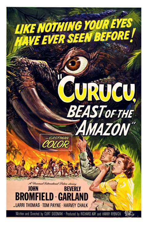 Curucu Beast of the Amazon [1956]
