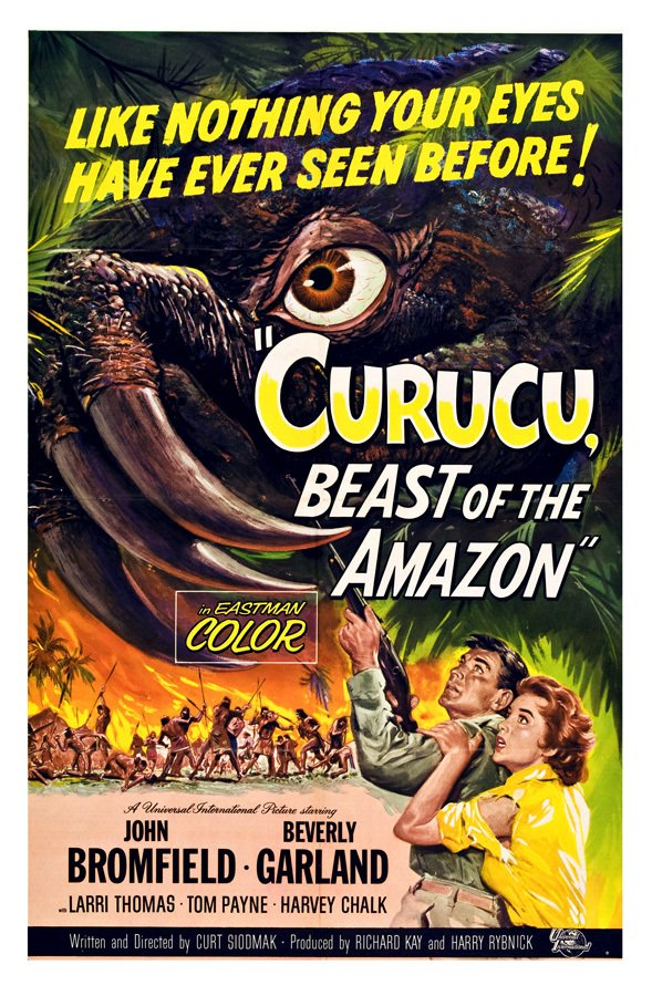 Curucu Beast of the Amazon [1956] - comprar online