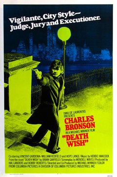 Death Wish [1974] en internet