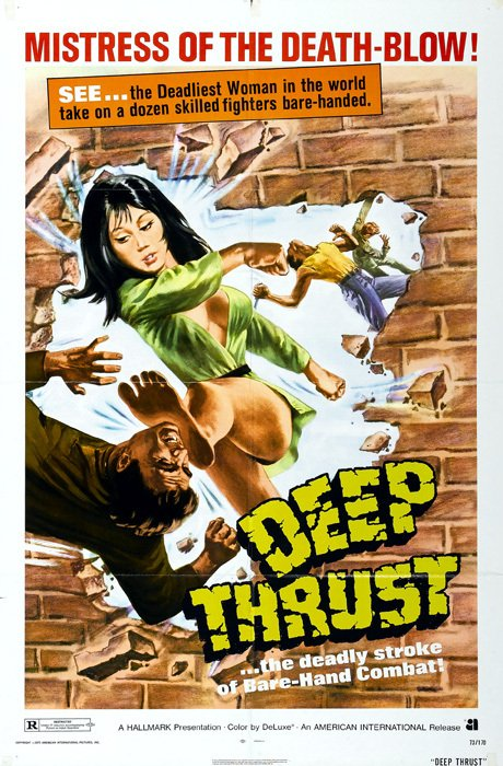 Deep Thrust [1972] en internet