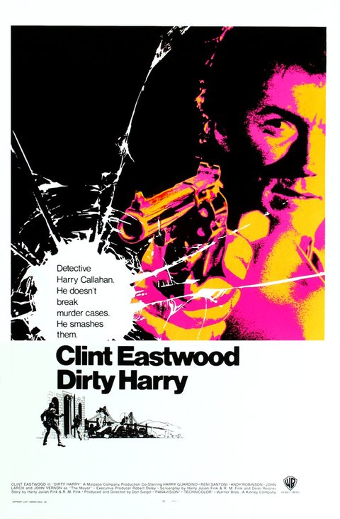 Dirty Harry [1971]