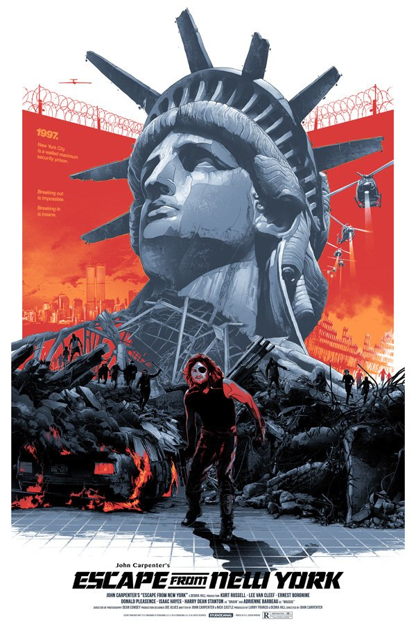 Escape from New York [1981] en internet